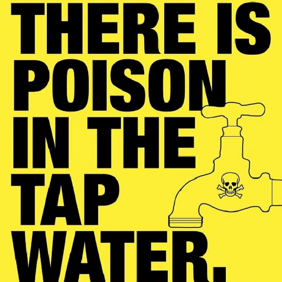 DANGERS of Public Drinking Water & Children