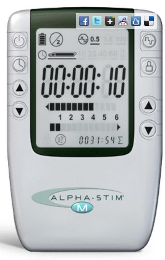 Alpha-Stim® M
